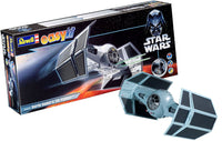 1:57 TIE JAGER (DARTH VADER)  (EASY KIT) STARWARS - morethandiecast.co.za