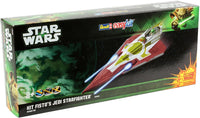 1:39 KIT FISTOS JEDI STARFIGHTER (CLONE WARS) - EASY KIT - morethandiecast.co.za