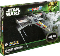 1:30 X WING FIGHTER (435MM) - EASY KIT - morethandiecast.co.za