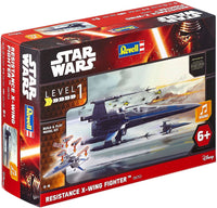 1:78 X WING FIGHTER WITH SOUND - morethandiecast.co.za