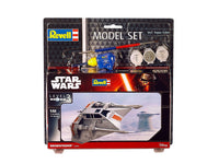 1:52 SNOWSPEEDER STAR WARS - MODEL SET - morethandiecast.co.za
