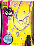 PINK CITY LAYERED NECKLACE - morethandiecast.co.za