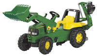 John Deere Loader & Backhoe Loader - Rolly Junior - morethandiecast.co.za