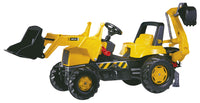 JCB Loader & Backhoe Loader- RollyJunior - morethandiecast.co.za