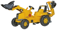 CAT Loader & Backhoe Loader - RollyJunior - morethandiecast.co.za