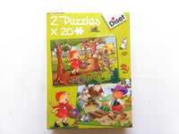 STORY BOOK PUZZLES 2 X 20 PIECE - morethandiecast.co.za