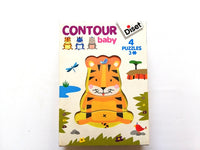 CONTOUR BABY PUZZLES 4 IN BOX - morethandiecast.co.za