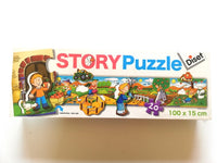 STORY PUZZLE 20 PIECE - morethandiecast.co.za