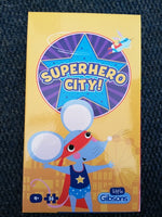 SUPER HERO PUZZLE FOR KIDS