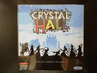 CRYSTAL HALL BOARD GAME