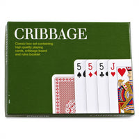 CLASSIC CARD GAME CRIBBAGE