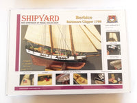BALTIMORE CLIPPER SAILING SHIP KIT - morethandiecast.co.za