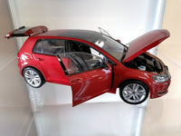 1:18 Volkswagen Golf 6 2013 Red