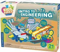 KIDS FIRST INTRO INTO ENGINEERING