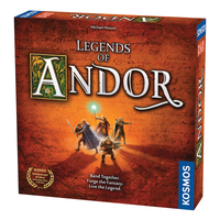 LEGENDS OF ANDOR GAME - morethandiecast.co.za