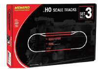 Set 3 - 20 Piece Track & Clips - morethandiecast.co.za