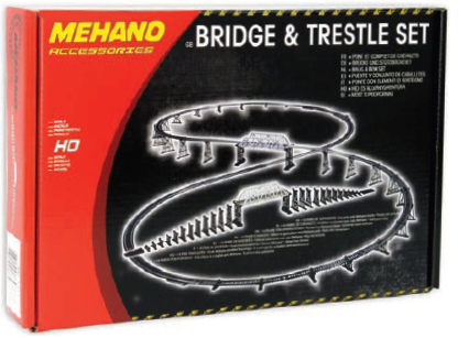 Bridge And Trestle Set - morethandiecast.co.za
