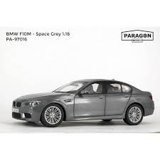 1/18 BMW F10M M5 - SPACE GREY (LHD)