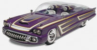 FORD THUNDERBIRD CONVERTION 2 IN 1 1958 1/24 - morethandiecast.co.za