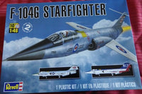 F104G STARFIGHTER RCAF 1/48 - morethandiecast.co.za