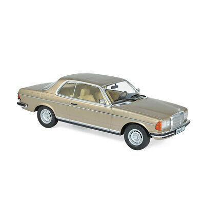 1:18 MERCEDES-BENZ 280 CE CHAMPAGNE 1980