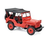 1:18 JEEP WILLYS  1942