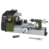 PRECISION LATHE FD 150/E AND TALSTOCK  CHUCK FOR FD 150/E INCLUDED