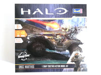 HALO BUILD & PLAY UNSC-WARTHOG INCL LGHT & SOUND