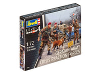 GERMAN RAPID REACTION FORCES (KRK)  1/72