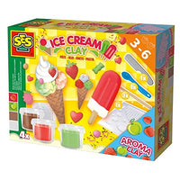 SUPER CLAY-MAKE CLAY ICE CREAMS - morethandiecast.co.za