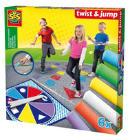 PLAYGROUND CHALK TWIST & JUMP - morethandiecast.co.za