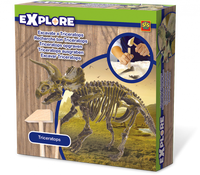 EXCAVATE A TRICERATOPS - morethandiecast.co.za