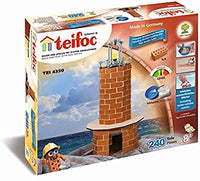 LIGHTHOUSE CEMENT AND BRICK CONSTRUCTION SET - morethandiecast.co.za