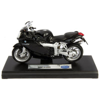1:18 BMW K1200S BLACK - morethandiecast.co.za
