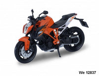 1:18 KTM 1290 SUPER DUKE R ORANGE - morethandiecast.co.za