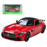 1/24 MERCEDES BENZ AMG GT R METALLIC RED - morethandiecast.co.za