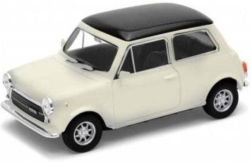 PULL BACK MINI COOPER 1300 OFF WHITE OR RED 1/36 - morethandiecast.co.za