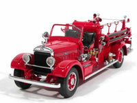 1:24 MACK TYPE 75BX FIRE TRUCK RED