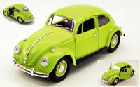 1:24 VOLKSWAGEN BEATLE 1967 GREEN