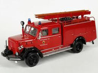 1:43 MAGIRUS DEUTZ 150 D 10 F TFL16 RED 1964 - morethandiecast.co.za
