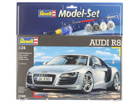 AUDI R8 2007 1:24 - (Model Set) - morethandiecast.co.za
