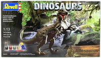 1:13 ALLOSAURUS (INCL PAINT,GLUE & BRUSH) - morethandiecast.co.za