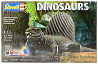 1:13 DIMETRODON (INCL PAINT,GLUE & BRUSH) - morethandiecast.co.za