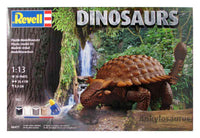 1:13 ANKYLOSAURUS (INCL PAINT,GLUE & BRUSH) - morethandiecast.co.za