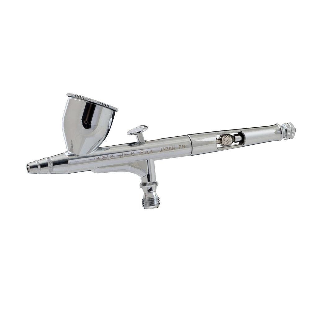 High Performance C+ Airbrush - Top Feed Dual Action with 0.3mm needle and 7ml Cup - morethandiecast.co.za