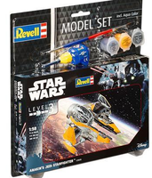 1:58  ANAKIN'S JEDI STAR FIGHTER - MODEL SET