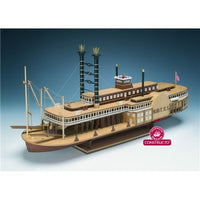 1: 48 ROBERT E LEE (PADDLE STEAMER) - morethandiecast.co.za