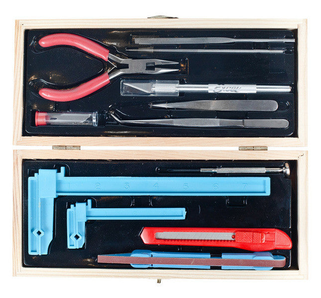 Deluxe Airplane Tool Set - morethandiecast.co.za