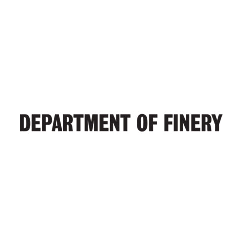 Department of Finery