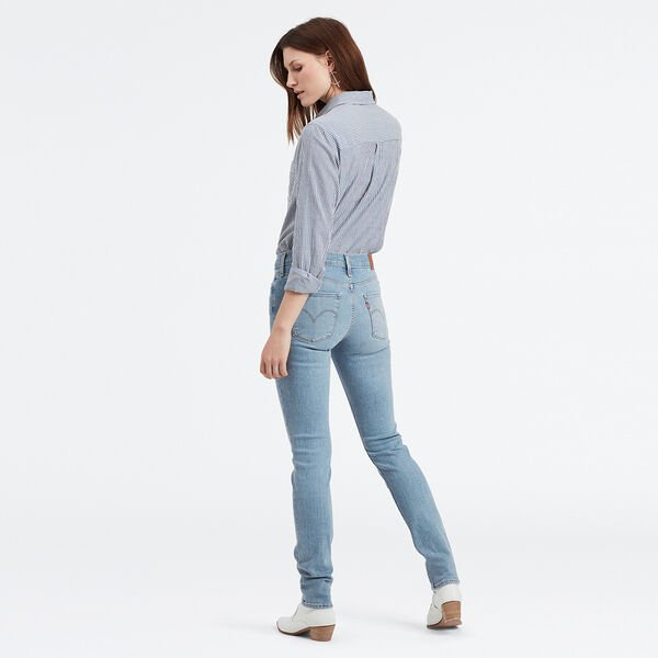 Levis, 312 Shaping Slim Jeans Francisco Sun
